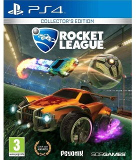 Rocket League (Collector's Edition) PS4 Used-Μεταχειρισμένο