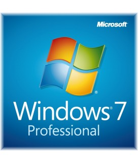 MICROSOFT Windows Pro 7, 32-bit, English,DSP