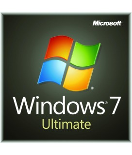 MICROSOFT Windows Ultimate 7, 32-bit, English,DSP