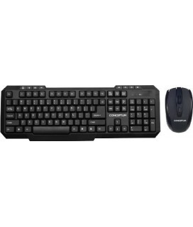 Wireless Keyboard & Mouse Conceptum(CBM501GR) Combo CBM501
