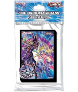 THE DARK MAGICIANS SLEEVES 50CT ΘΗΚΕΣ