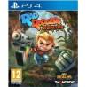 Rad Rogers World One PS4 GAMES Used-Μεταχειρισμένο