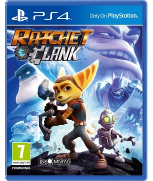 Ratchet and Clank PS4 Games