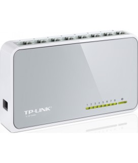 TP-LINK TL-SF 1008 D 8-port 10/100 Desktop Switch V12.0