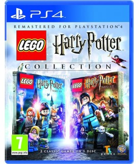 LEGO Harry Potter Collection PS4 GAMES