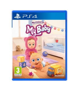 My Universe My Baby (PS4 GAMES)