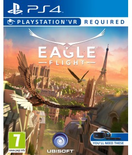 EAGLE FLIGHT (FOR PLAYSTATION VR) /PS4 GAMES