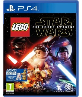 LEGO Star Wars The Force Awakens PS4 GAMES