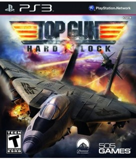 Top Gun Hard Lock PS3 GAMES