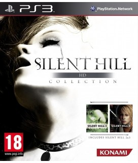 Silent Hill HD Collection PS3 GAMES