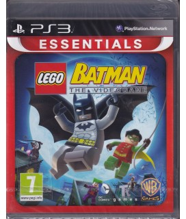 LEGO Batman: The Videogame (Essentials) PS3 GAMES