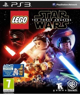 LEGO Star Wars The Force Awakens PS3 GAMES