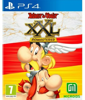 Asterix & Obelix XXL: Romastered PS4 GAMES