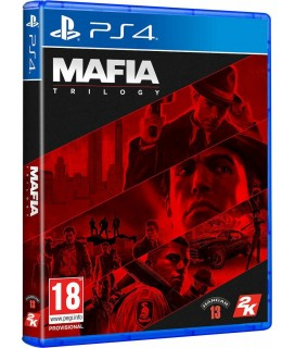 Mafia Trilogy PS4 GAMES