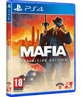 Mafia Definitive Edition PS4 GAMES