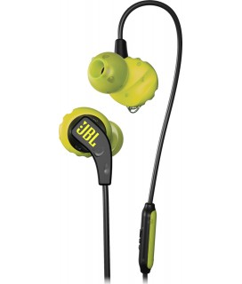 JBL Endurance Run In-Ear Sport Headphones (Lime)