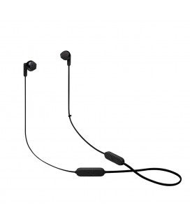 JBL Tune 215BT, Wireless EarBuds with 3-button Mic/Remote Control Μαύρο