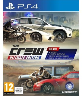 The Crew (Ultimate Edition) PS4 GAMES
