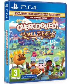 Overcooked All You Can Eat PS4 GAMES