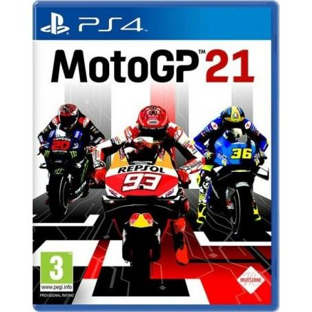 MOTO GP 21 PS4 GAMES