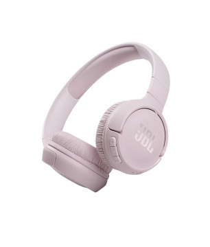 JBL Tune 510ΒΤ, On-Ear Bluetooth Headphones w Earcup control-Rose (JBLT510BTROSEU)