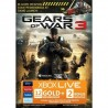 Χρυσή κάρτα μέλους Xbox Live 12 μηνών + 2 μπόνους μήνες και έξτρα κωδικός για μοναδικό όπλο στο παιχνίδι Gears Of War 3