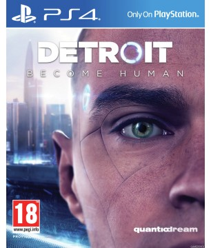 Detroit: Become Human PS4 GAMES