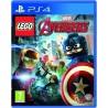 LEGO MARVEL AVENGERS PS4 GAMES
