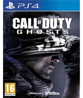Call of Duty Ghosts PS4 GAMES