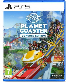 Planet Coaster PS5 GAMES