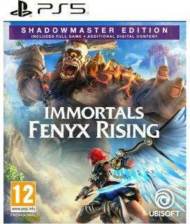 IMMORTALS FENYX RISING SHADOWMASTER SPECIAL DAY1 EDITION PS5 GAMES