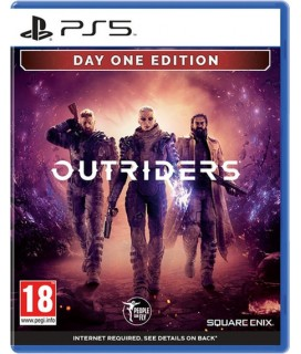 Outriders Day One Edition PS5 GAMES