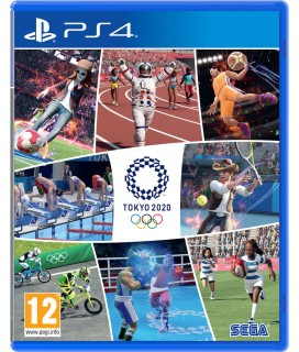Olympic Games Tokyo 2020 PS4 GAMES
