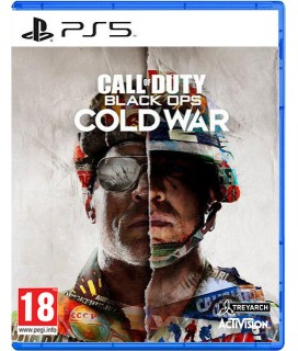 Call of Duty: Black Ops Cold War PS5 GAMES Used-Μεταχειρισμένο(PPSA-02050)