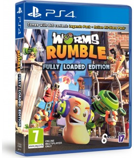Worms Rumble PS4 GAMES