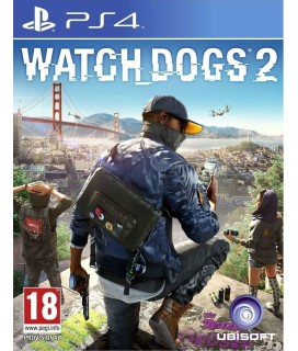 WATCH DOGS 2 PS4 GAMES