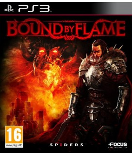 BOUND BY FLAME PS3 GAMES Used-Μεταχειρισμένο(BLES-01952)