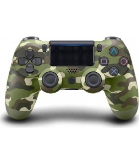 Doubleshock Wireless Controller Camouflage Green PS4