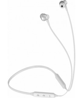 Celly Bluetooth Air Neck Band Άσπρο(BHAIRWH)