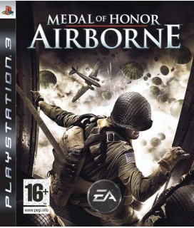 Medal οf Honor Airborne PS3 GAMES Used-Μεταχειρισμένο(BLES-00174)