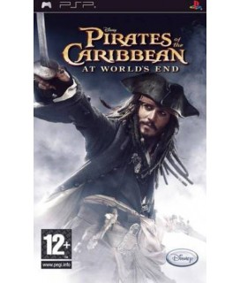 Pirates of the Caribbean: At World's End PSP GAMES Used-Μεταχειρισμένο