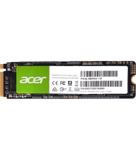 ACER SSD PCIe Gen3x4 M.2 2280 FA100, 256GB, 3300-2700MB/s
