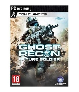 TOM CLANCYS GHOST RECON FUTURE SOLDIER Signature Edition PC