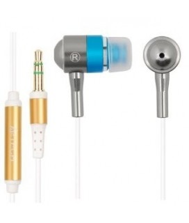 EARPHONE A4 Mk-650 High End A4tech Metallic Blue