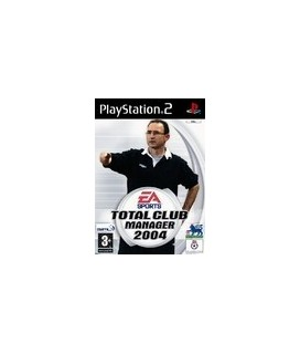 Total Club Manager 2004 PS2 Μεταχειρισμένο
