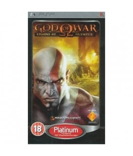 God of War: Ghost Of Sparta PSP Game - Sony