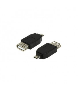 Adapter USB micro B to A LogiLink AU0029