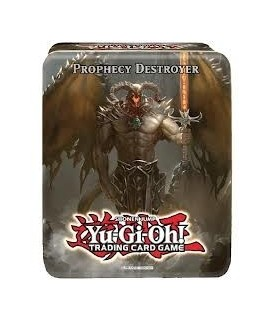 YGO : COLLECTABLE TIN 2012 WAVE 2.5 PROPHECY DESTROYER Κουτί