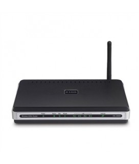 D-LINK DSL-2640B Wireless N Annex A Μεταχειρισμένο-Used