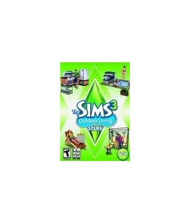 The Sims 3 Outdoor Living Stuff exp PC